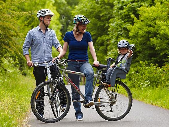 Bike Trailers Child Bike Seat Price Guide