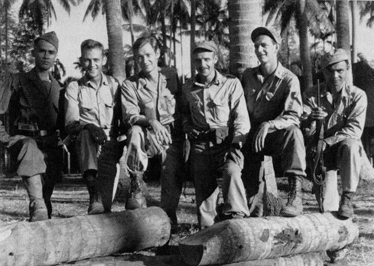 How Filipino Wwii Soldiers Were Written Out Of History