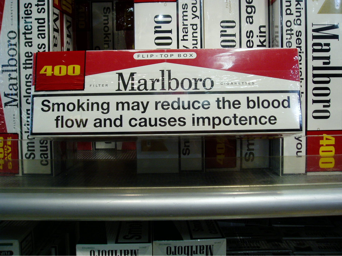 how cigarettes tax the poor