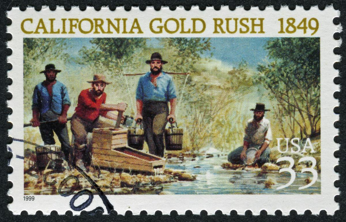 How Epic Fortunes Were Created During the California Gold Rush