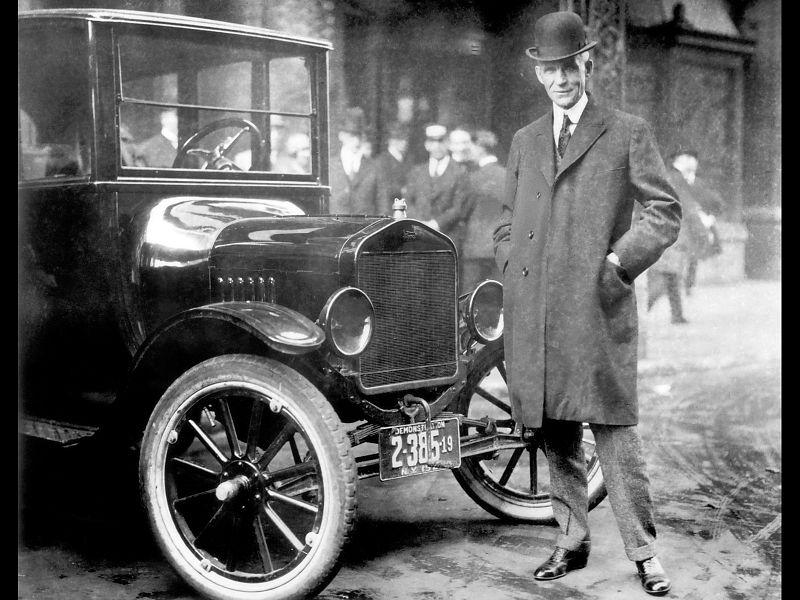 Henry Ford's Campaign to Make America Great Again