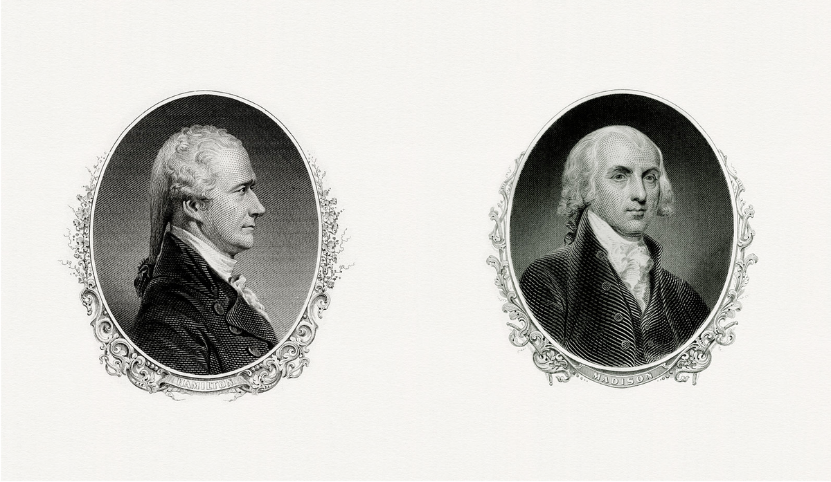 how statistics solved a year old mystery about alexander hamilton alexander joins forces james madison and john jay to write a series of essays defending the new united states constitution entitled the federalist