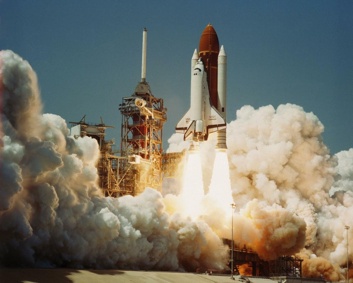 how space shuttle challenger exploded - photo #4