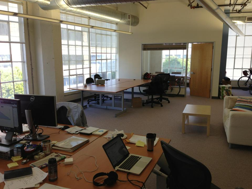 How Much Do Startups Pay For Office Space