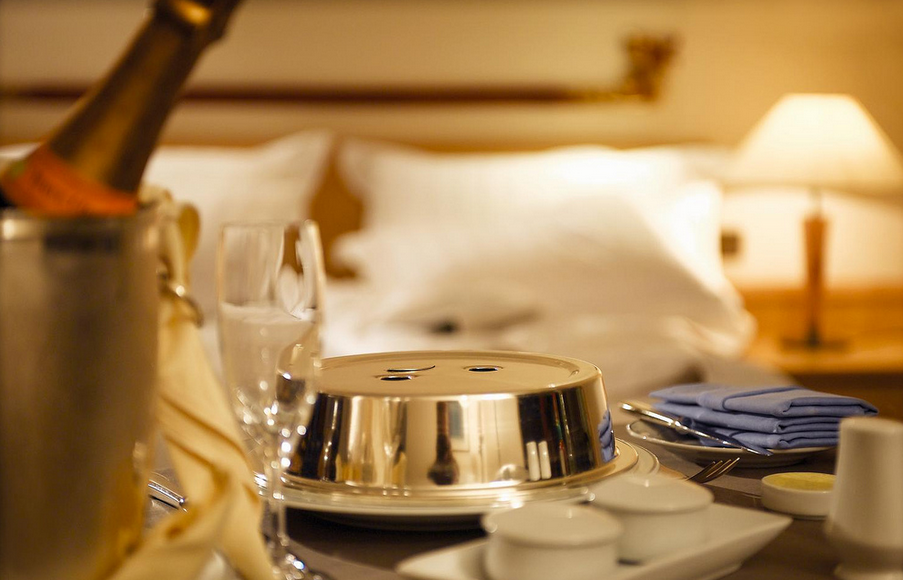 Why Is Hotel Room Service So Expensive?