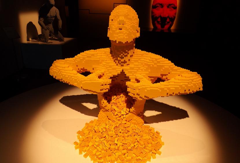 Life as a LEGO Professional