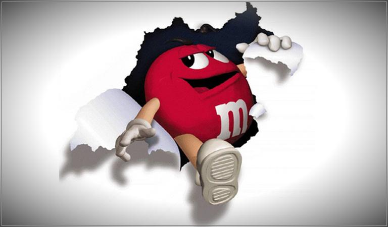 Image result for no red m&ms