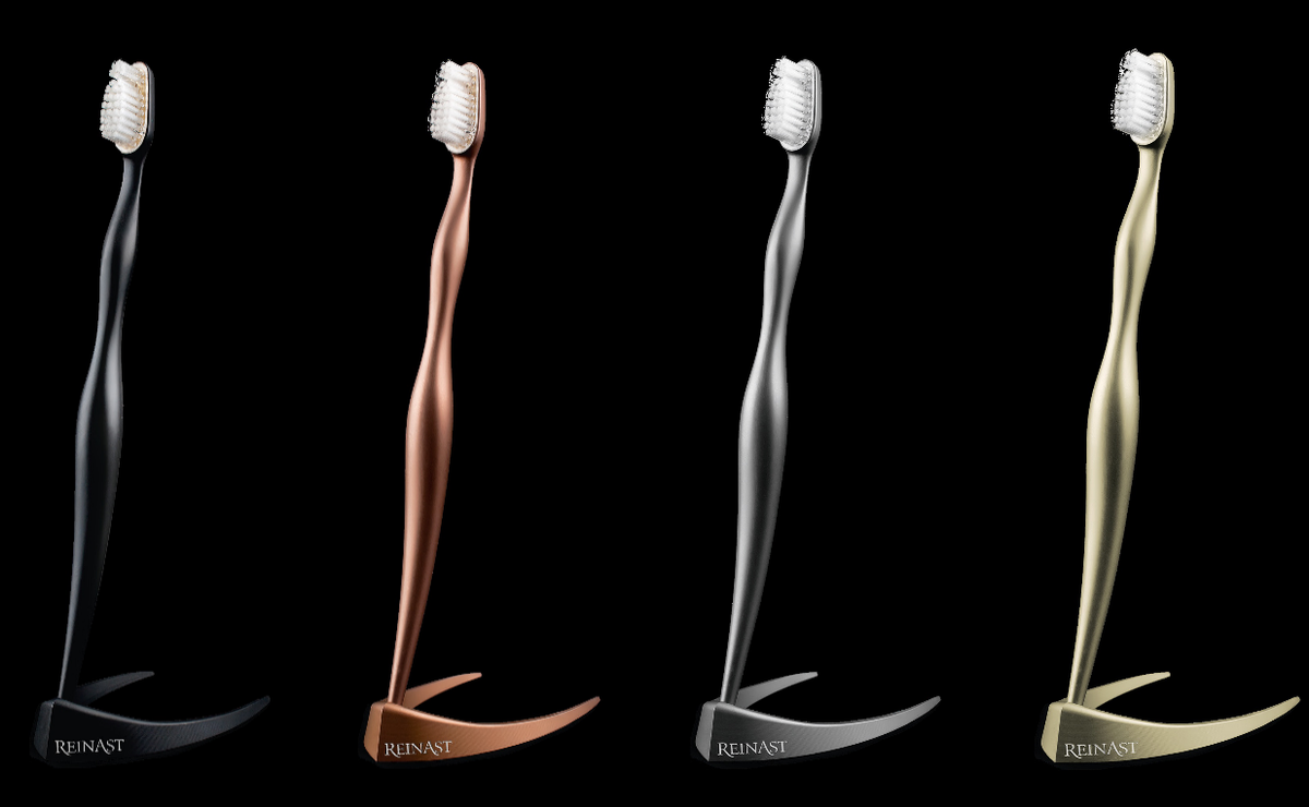 The Arrival of the $4,000 Toothbrush