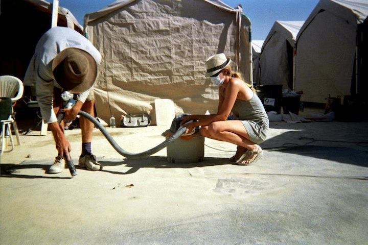 & Should You Return Your Tent After Burning Man?