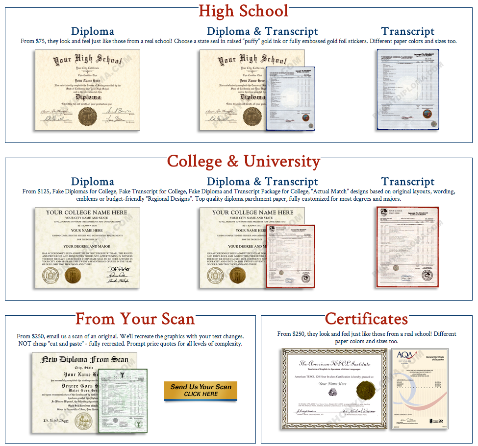 The business of fake diplomas biocorpaavc Images