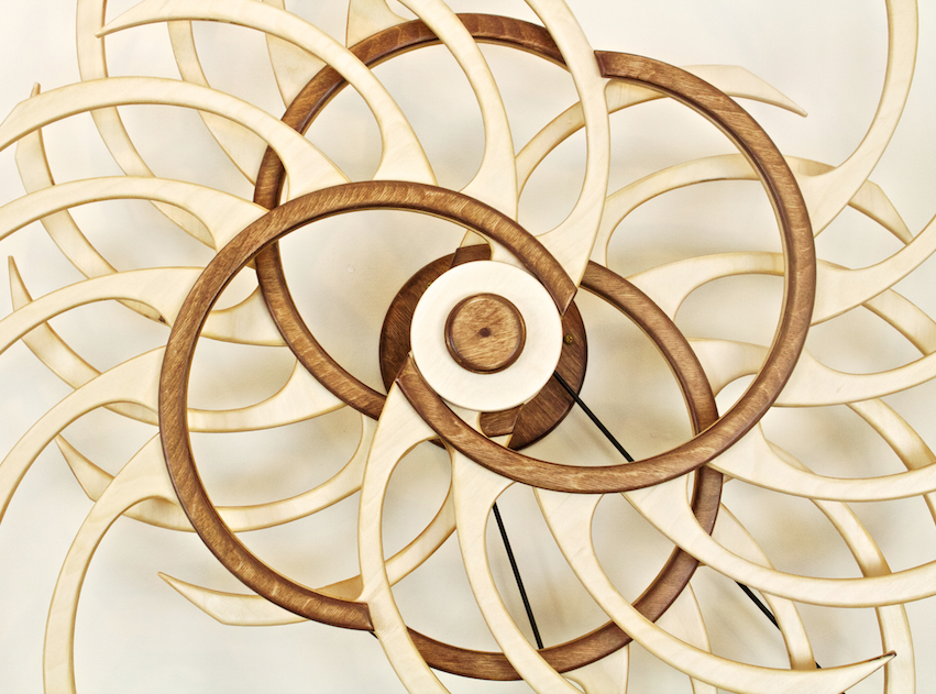 how to build a kinetic sculpture