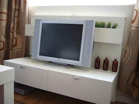 tv stand ikea hack. the malmese twins tv stand. image credit: dinah and derek, ikea hackers. tv stand ikea hack